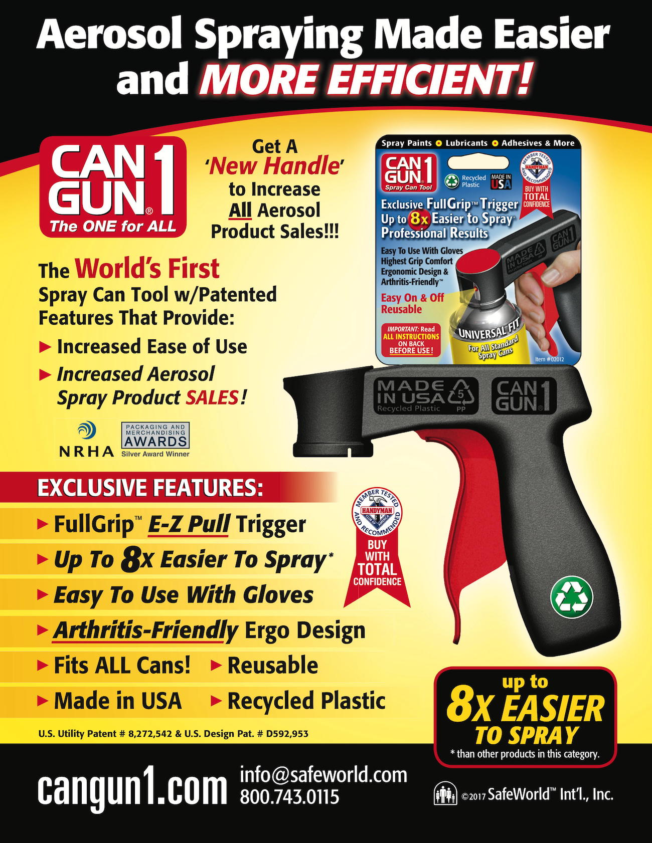 About | CANGUN1 Spray Can Tool